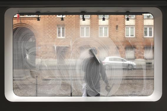 Le laveur de carreaux, 2010 bis